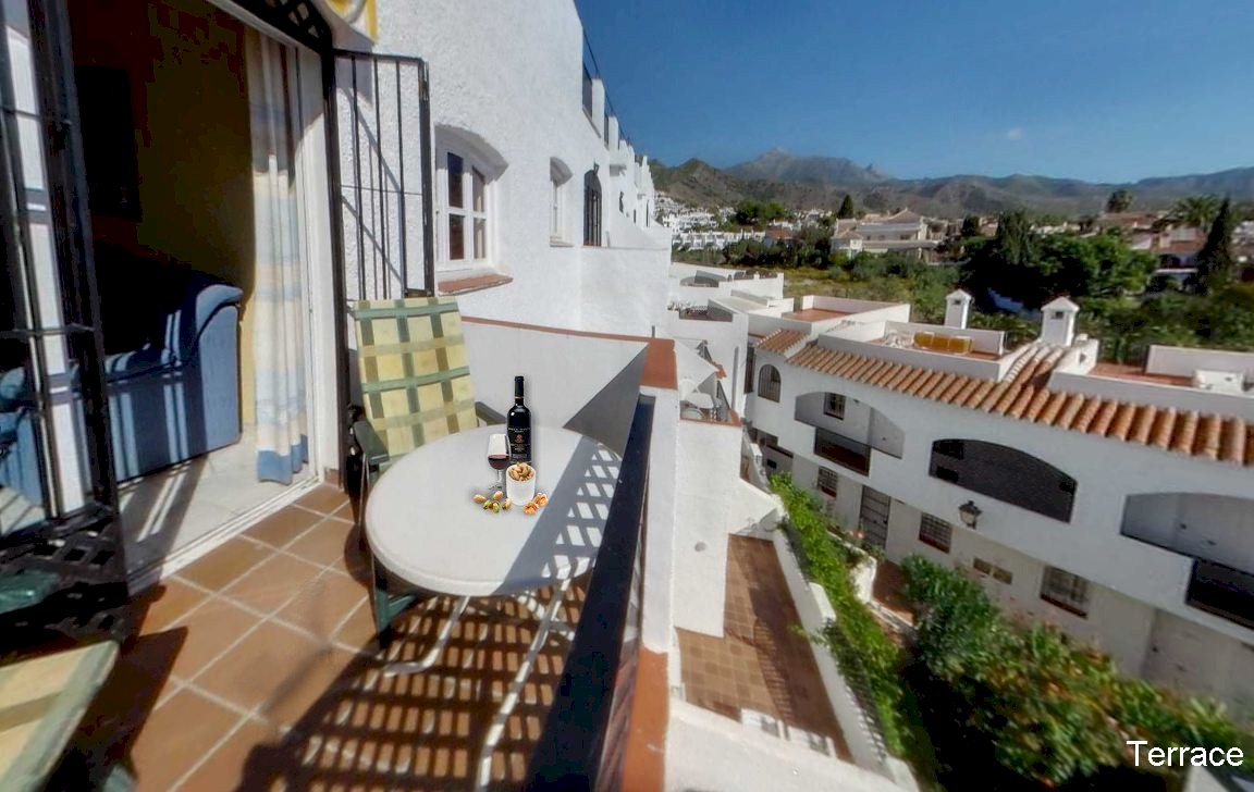Verano Azul Apartments For Rent In Nerja Self Catering To