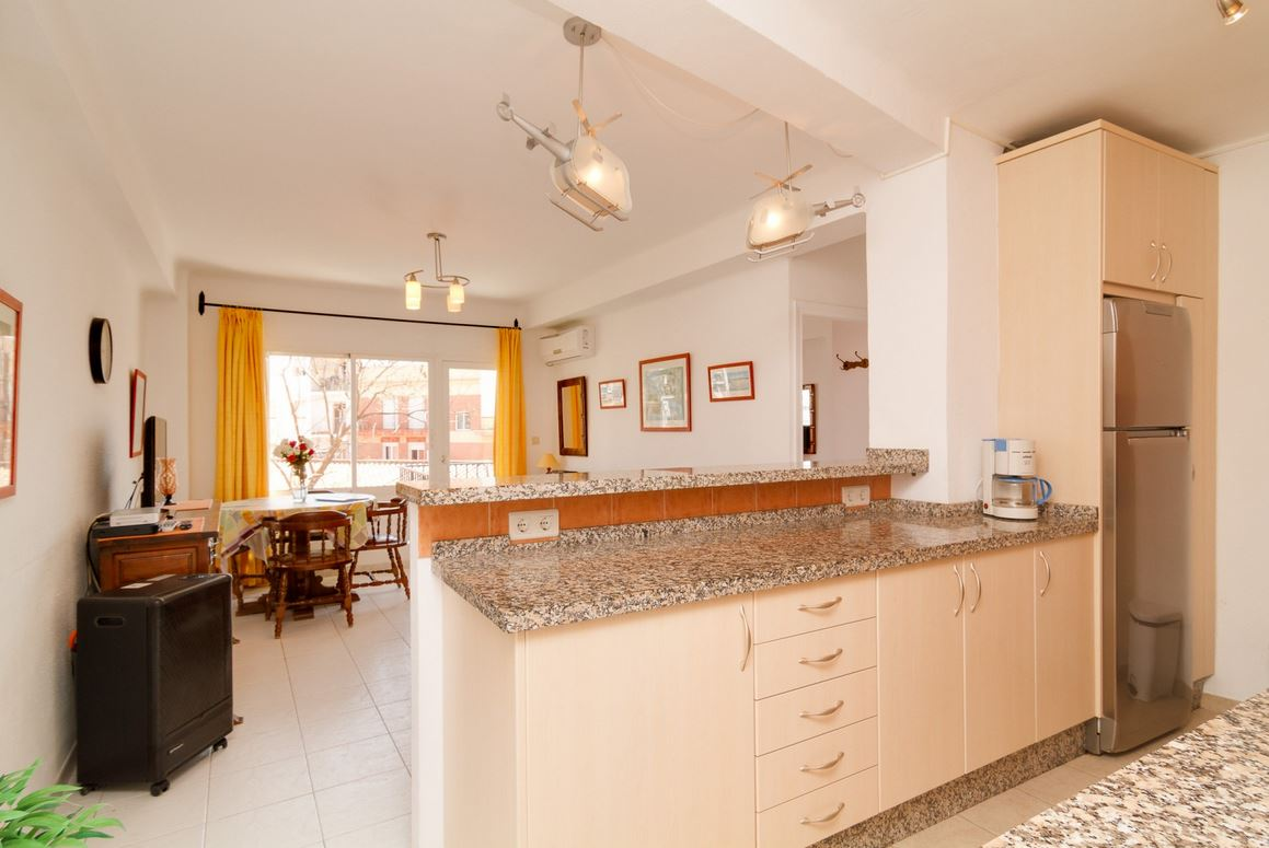 NHR204 Los Coronado apartment rental Nerja
