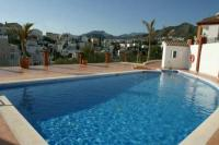 CUAL3B Luxury 3 bedroom apartment Burriana beach Nerja