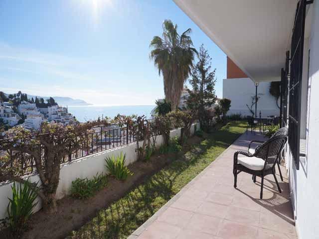 R2124 Apartment rental Nerja Aguamarina