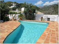 R546 self catering villa Frigiliana Casa de la Horca