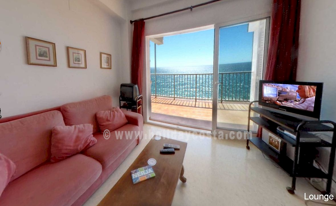 ISCAR602B apartment in Calle Carabeo Nerja