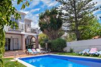 ISFLAM villa in Nerja Parador area Villa Flamingo