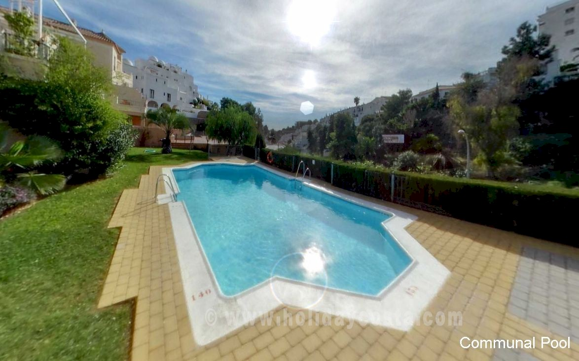 Nerja holiday apartments Jardin de Burriana 13