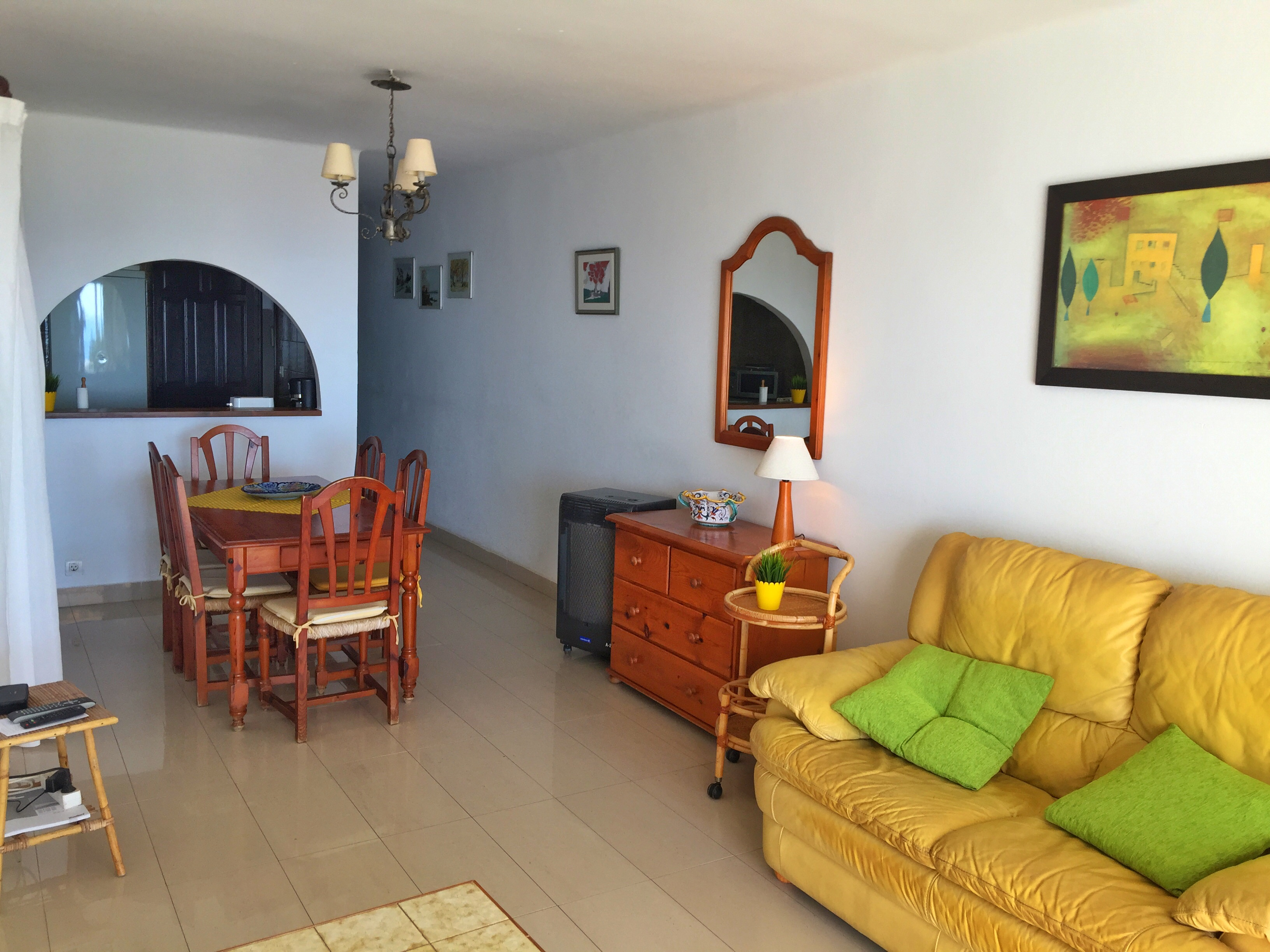 ISTUH1H Apartment rentals Nerja Edificio Tuhillo 1H Rental ...