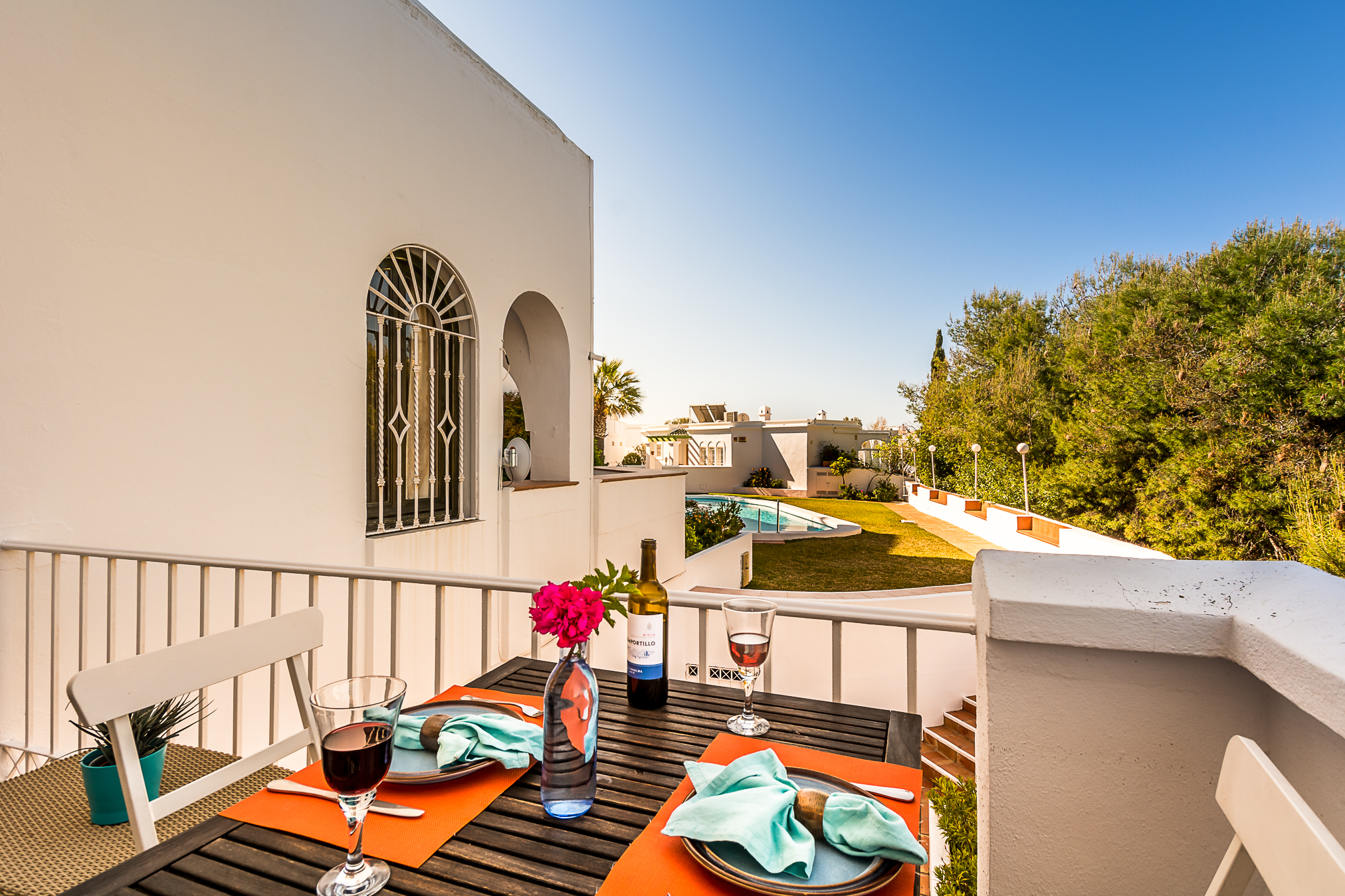 JFRES Nerja self catering   Residensol apartments