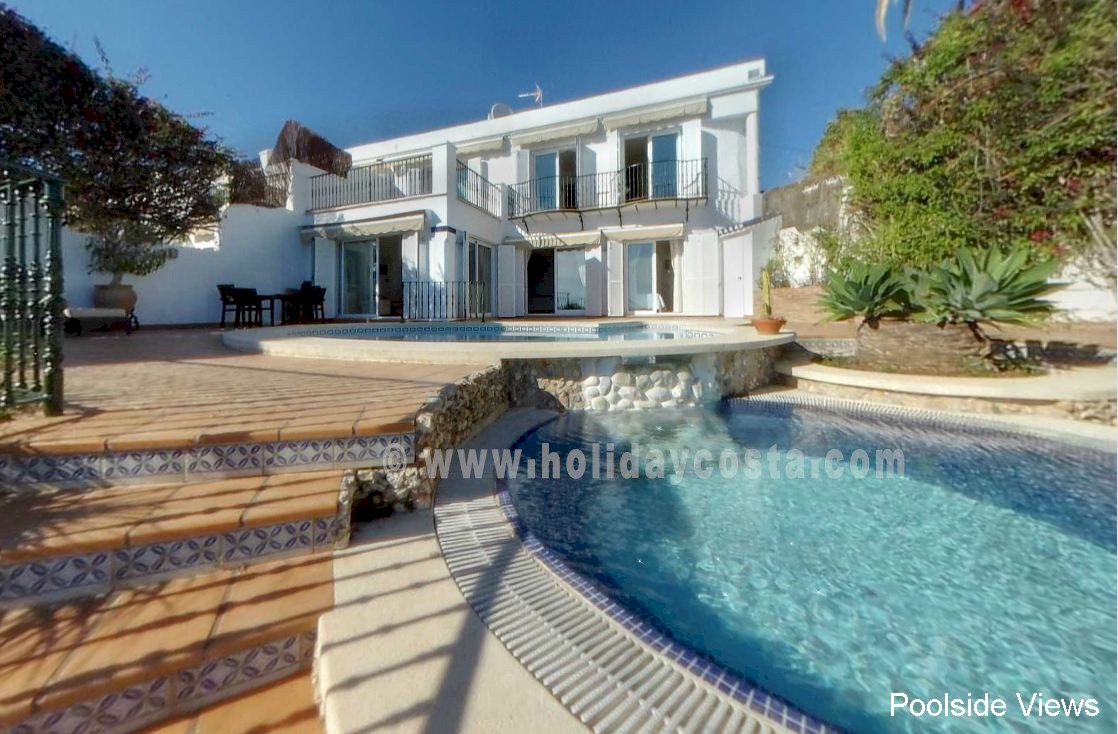 Spain Villa Private Pool Rental