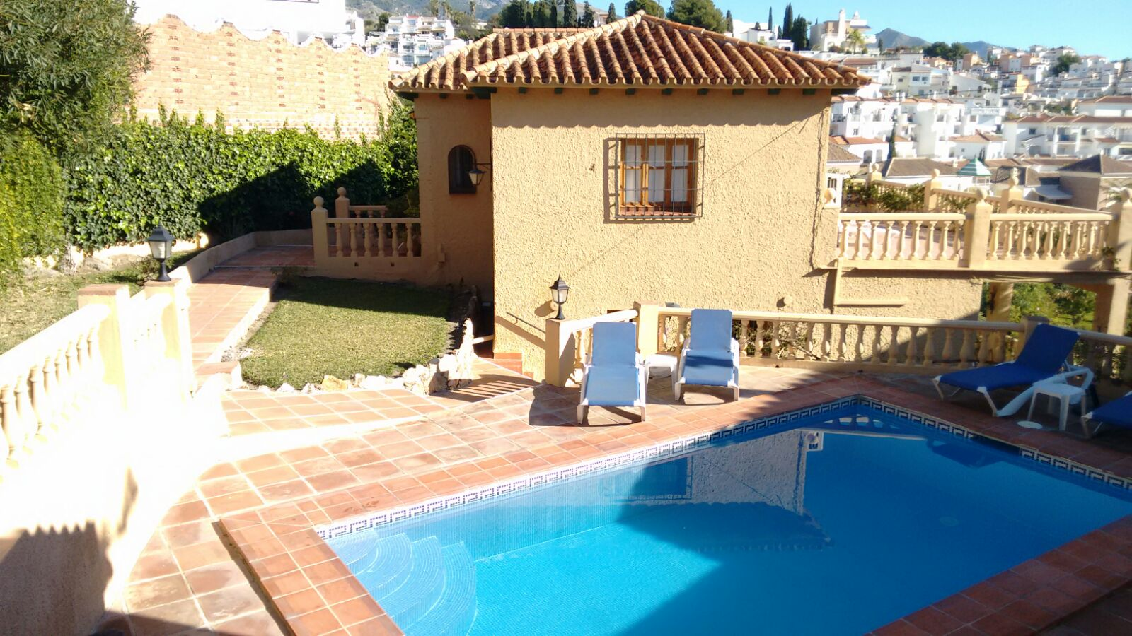 MM16 Holiday villa for rent in Nerja