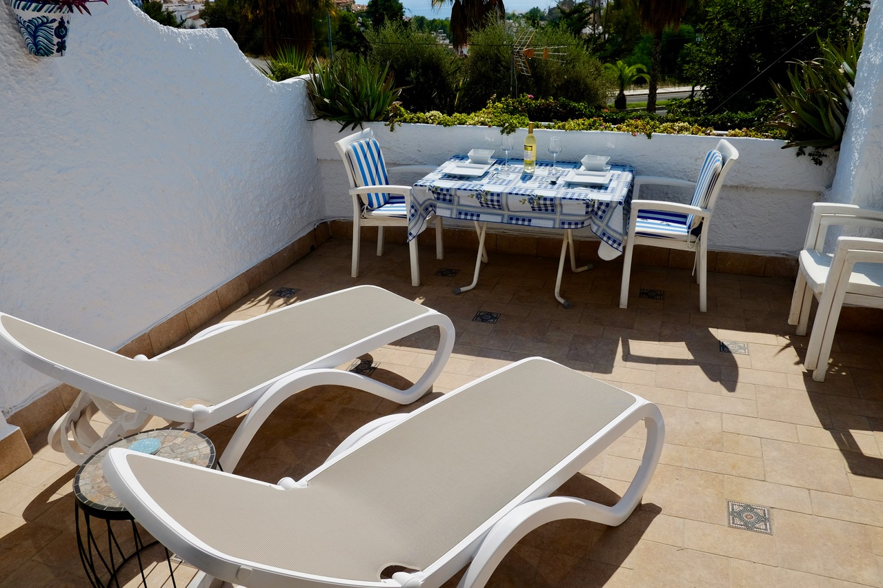 Capistrano village Nerja One bedroom apartment rental