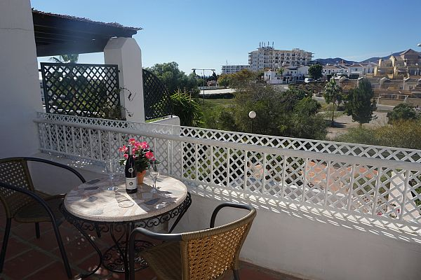 TSR0109 Paraiso Blanco apartment rental Nerja