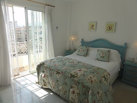 TSR0190 Fuentesol apartment holiday rental Nerja