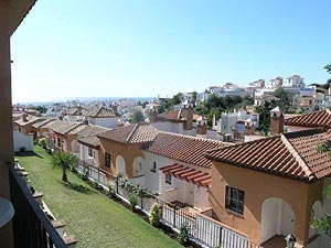 TSR4508 apartment rental Aljamar Nerja