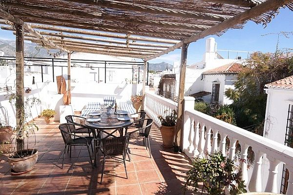TSR9904 Apartment rentals Nerja Calle Carabeo